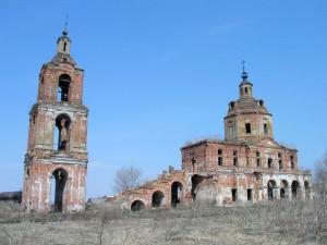 Храм Вмч. Дмитрия Солунского