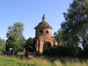 церковь Терентеево