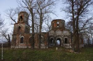 Свищево церковь