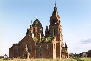 Введенская церковь с. Пет
